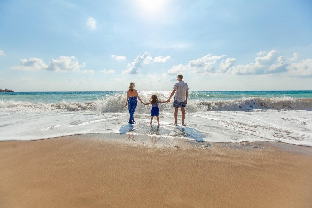zagraniczne wakacje z dzieckiem z dziećmi rodzinne wakacje za granicą