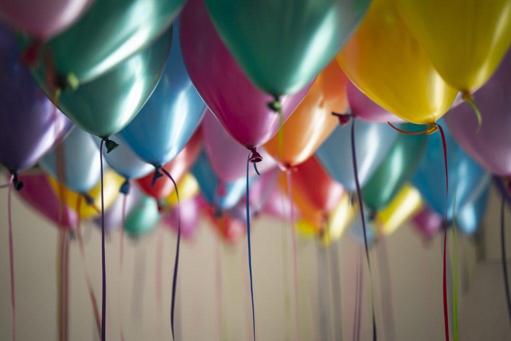 urodziny dziecka przyjęcie urodzinowe