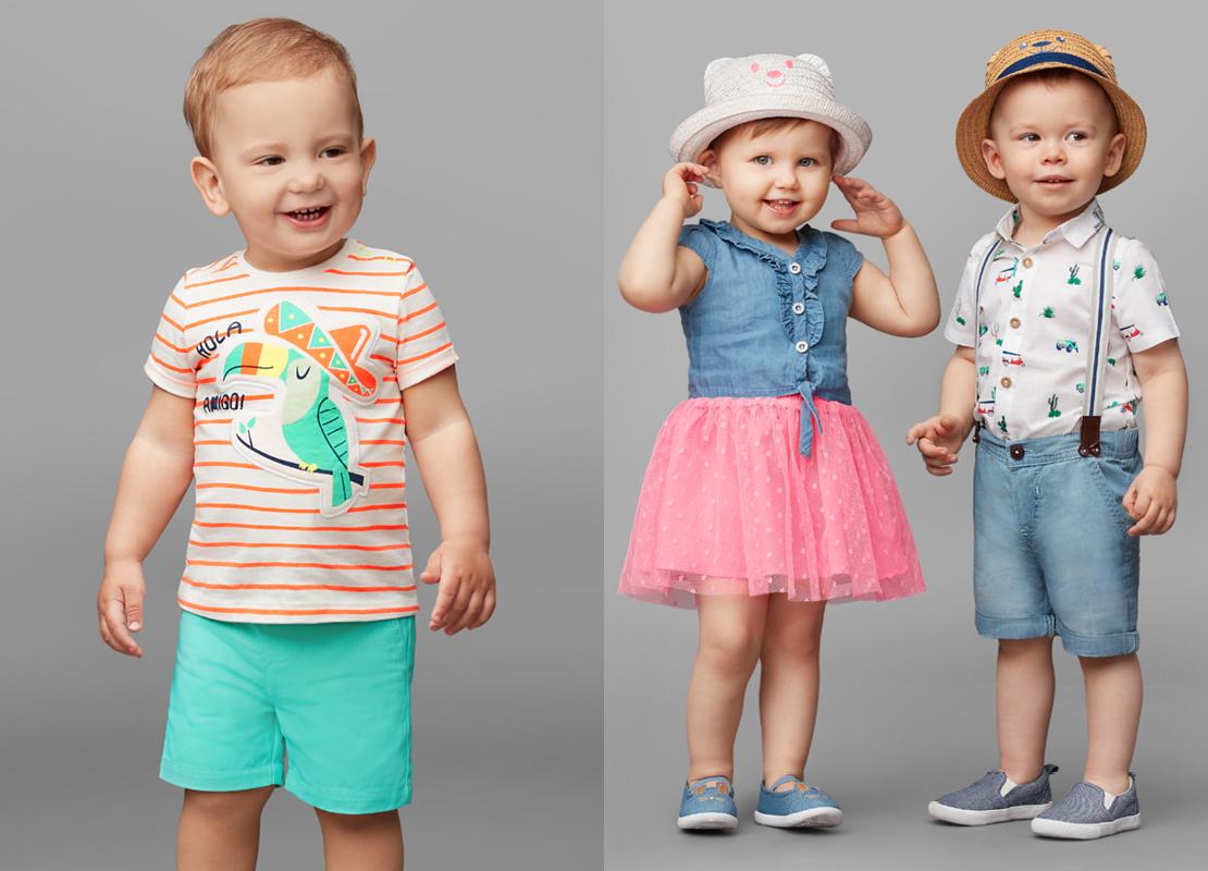 dziecko dzieci ubrania pepco