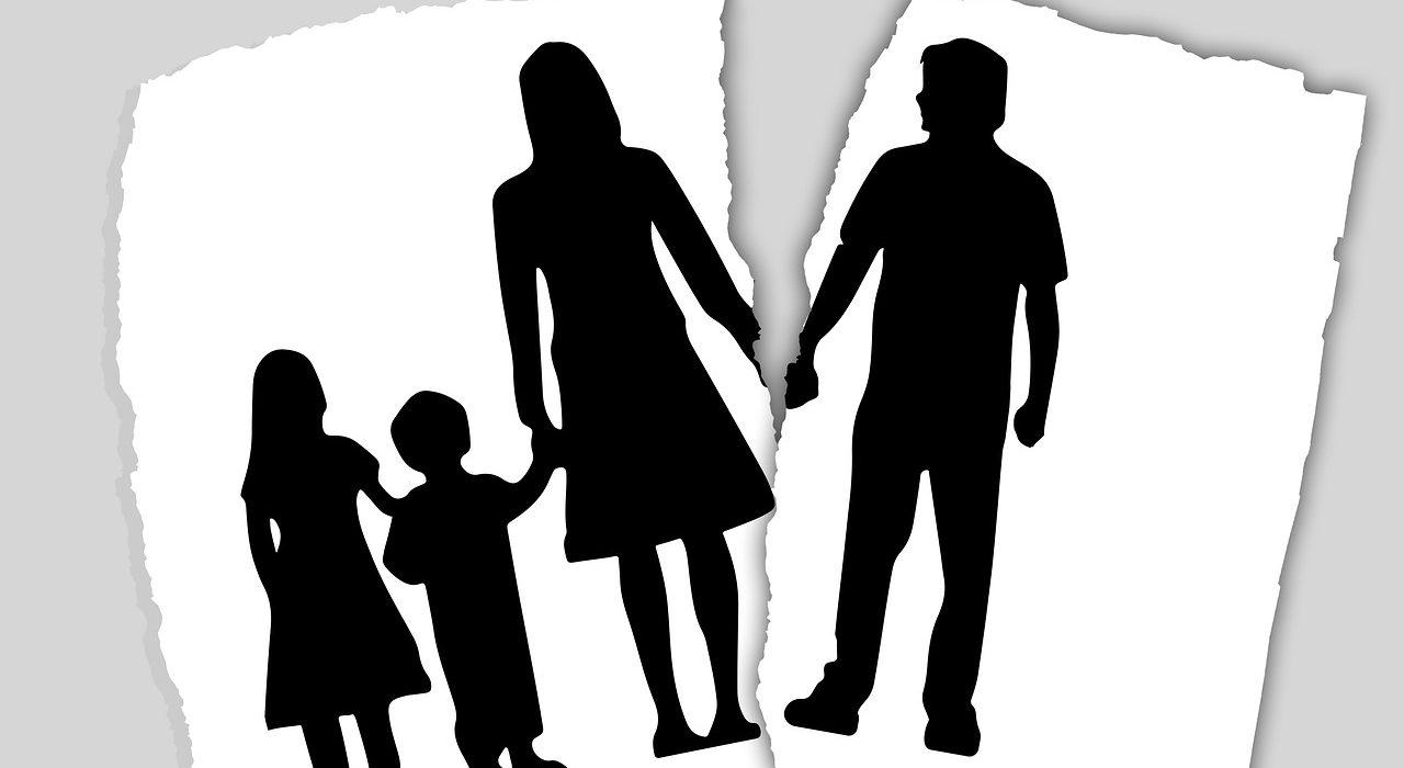 rozwód rodziców
