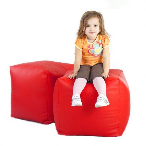 Pufy dla dzieci – idealny dodatek do pokoju dziecięcego!