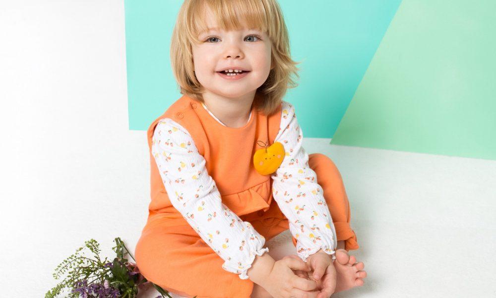 Wiosenne stylizacje dziecięce